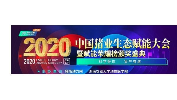"""河北爱牧多产品""""猪你好""""被评为2020 年度创新替抗添加剂产品"""